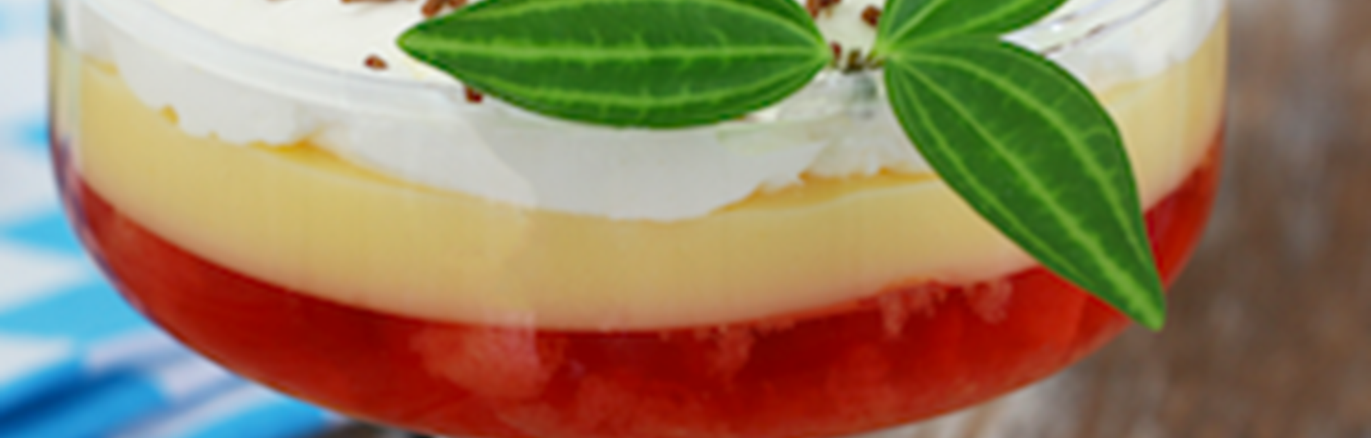 Tipsy laird trifle
