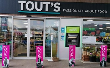 TOUT'S turns pink to celebrate local producers Listing Image