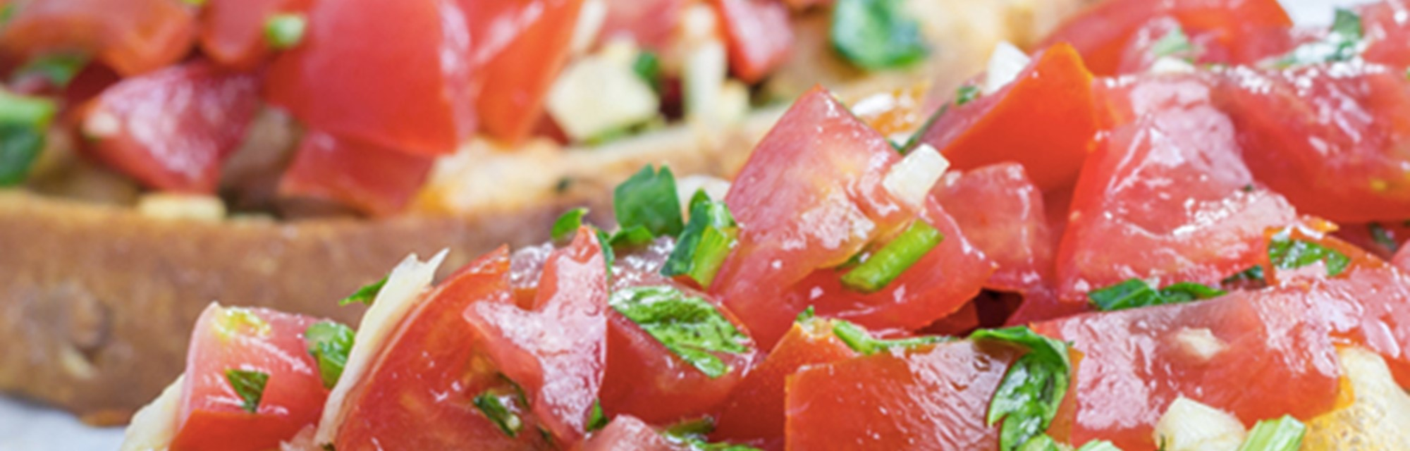 Header - Bruschetta