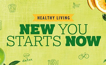 News - Nisa Launches 'New You Starts Now' Healthy Living Campaign