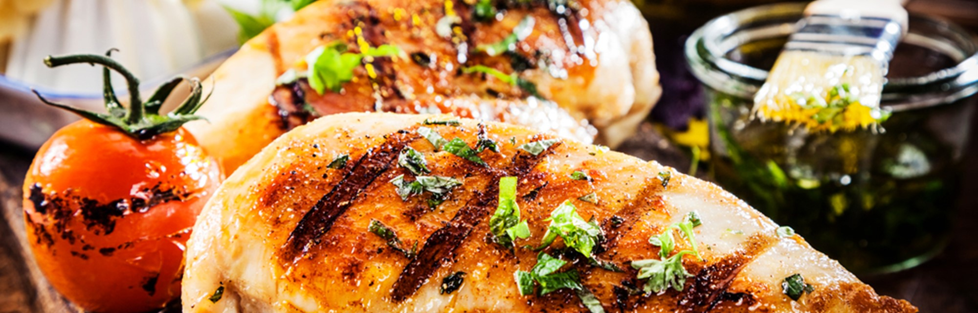 Header - Chicken Marinade