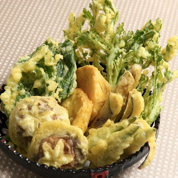 Japanese Vegetable Tempura