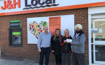 News - J&H Local donation to Youth Almighty Project