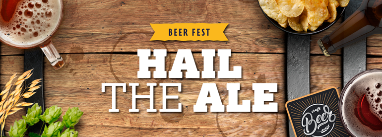 "alt - Retailers Offered Hearty Deals In Nisa'S ""Hail The Ale"" Event"