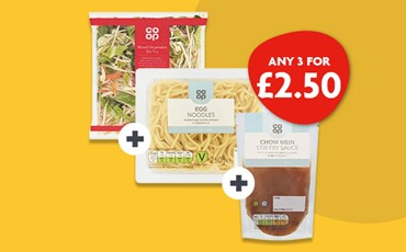 Nisa provides retailers with a taste of the orient for less Listing Image