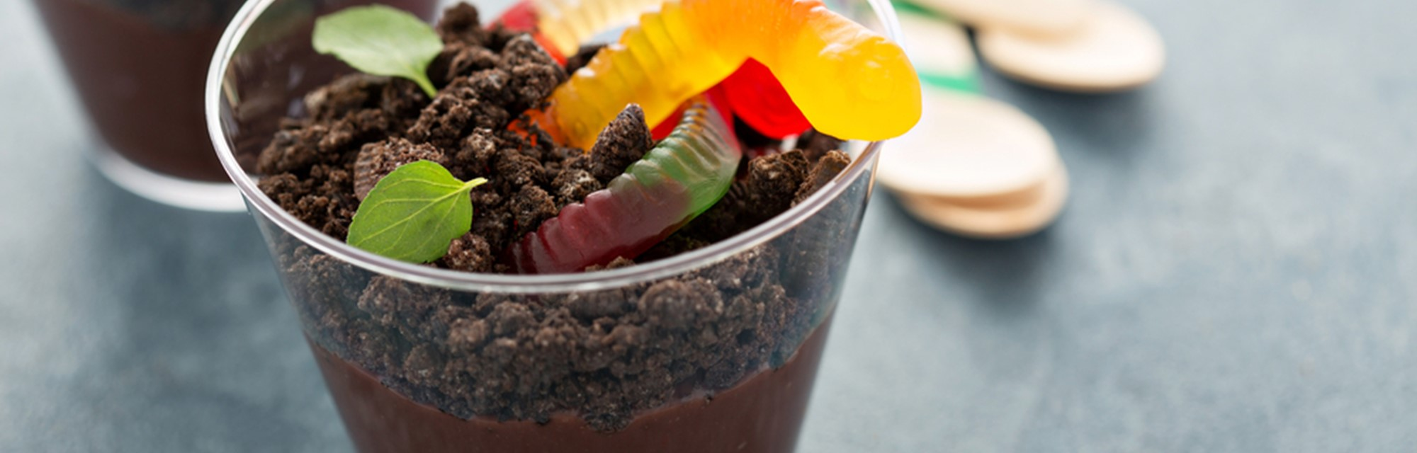 Header - Jelly Worms In Mud