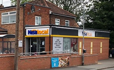 Sales storm ahead in Driffield store front Listing