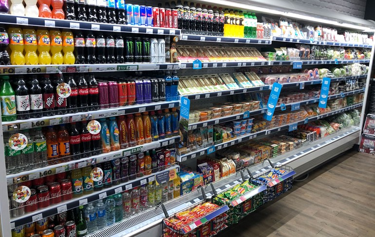Happy holidays at Haven after radical range review stocked chilled fridges