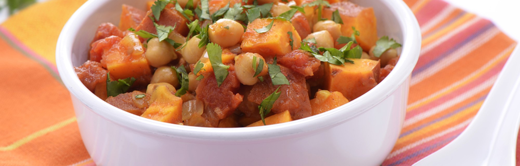 Sweet potato curry - Sweet Potato Curry With Spinach And 4