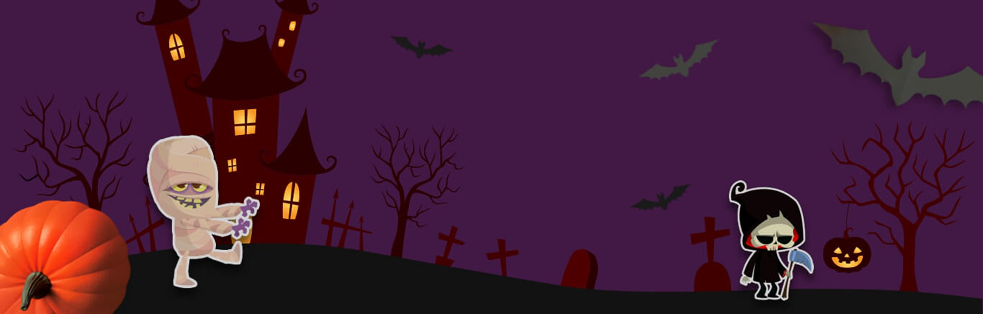Header - Halloween Competition Banner