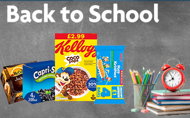 News - Back To School Listing