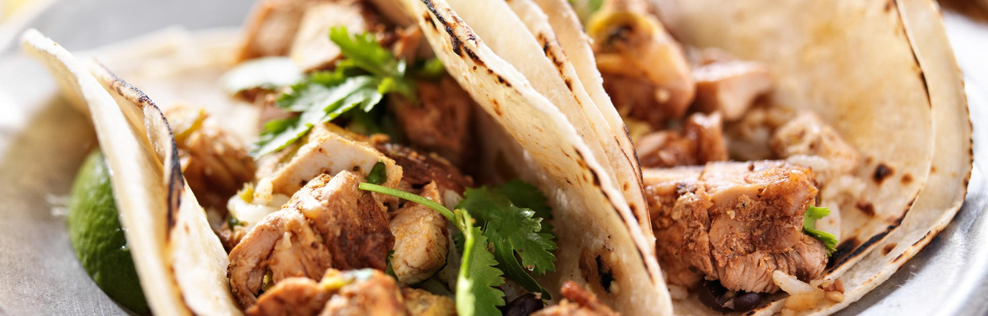 Header - Kickin Chicken Tacos