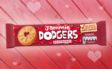 Image - Jammie Dodger Competition Nisa Monday T&Cs Listing Image