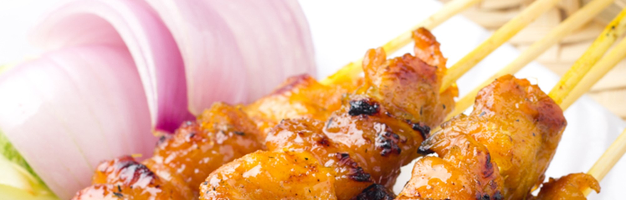 Header - Chicken Satay 24