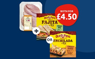 Nisa serves up fajita fiesta with latest Big Deal promotion Listing Image