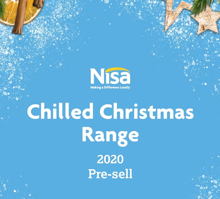 Christmas chill thrills for Nisa retailers