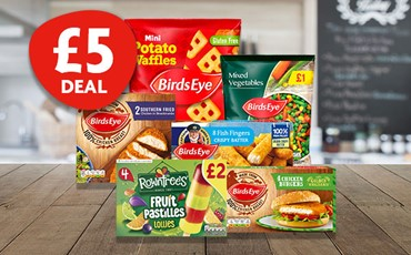 Nisa's latest £5 deal is here Listing