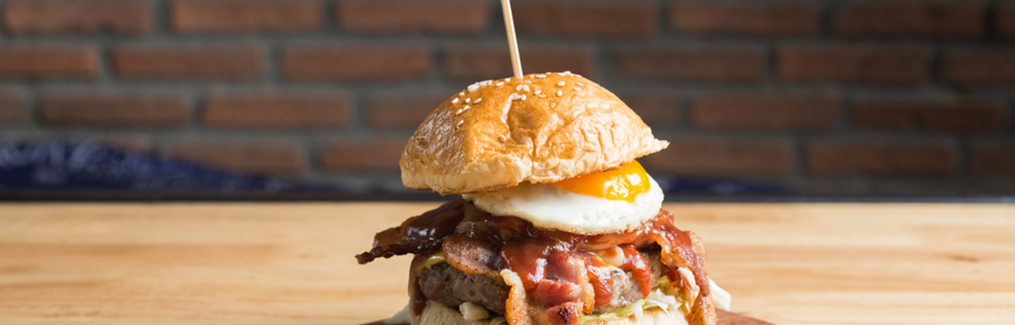 Header - Breakfast Burger