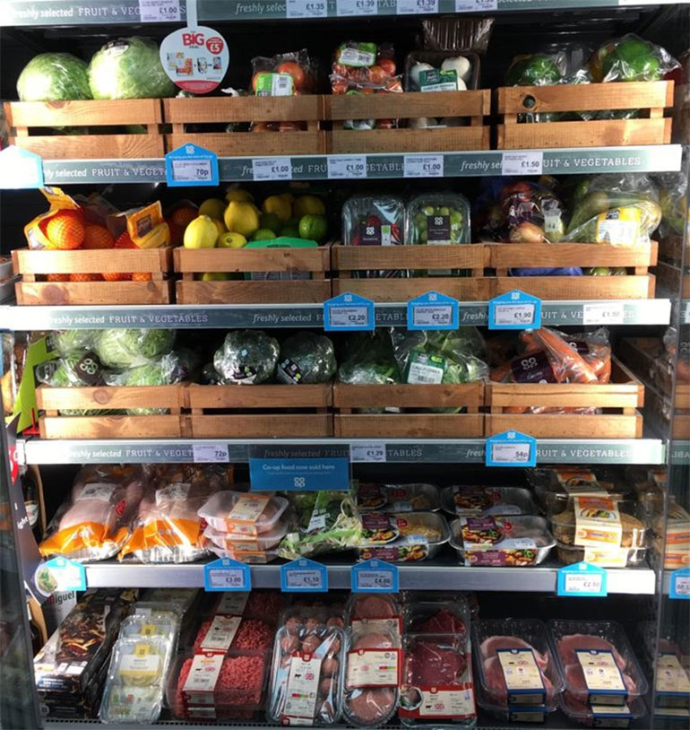 Extended Bolton store has the kerb appeal fresh produce and meats